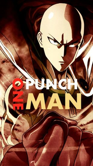 HD Wallpaper One Punch Man Saitama 1