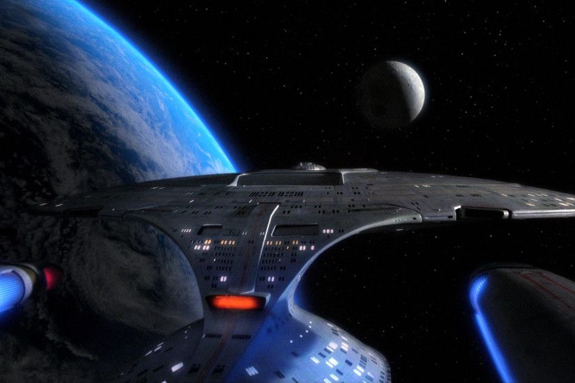TV Show - Star Trek: The Next Generation Star Trek Wallpaper