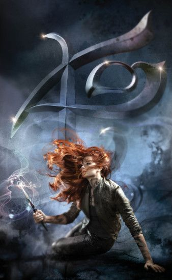 Clary - City of Ashes (Shadowhunters, The Mortal Instruments, book two) by  Cassandra Clare, special edition cover