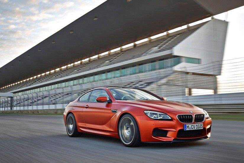 2015 Bmw M6 Coupe V5 Hd Car Wallpaper
