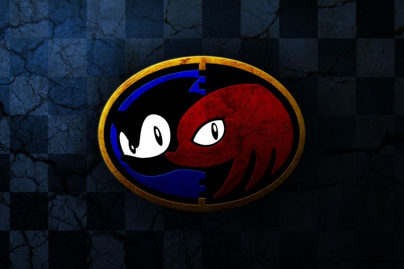 Sonic the hedgehog video games sega entertainment knuckles the echidna  wallpaper