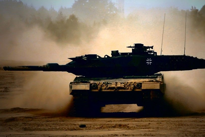 LEOPARD 2 TANK weapon military tanks leopard-2 d wallpaper