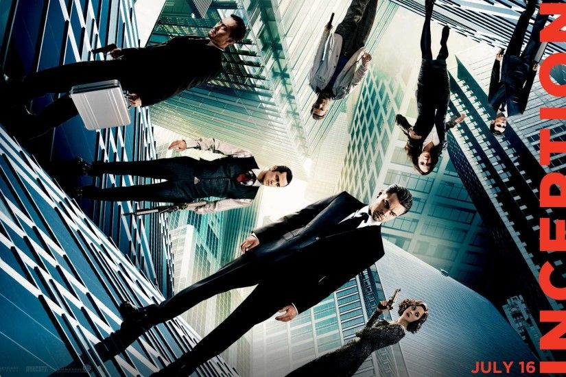 2010 Inception Movie wallpapers (28 Wallpapers)