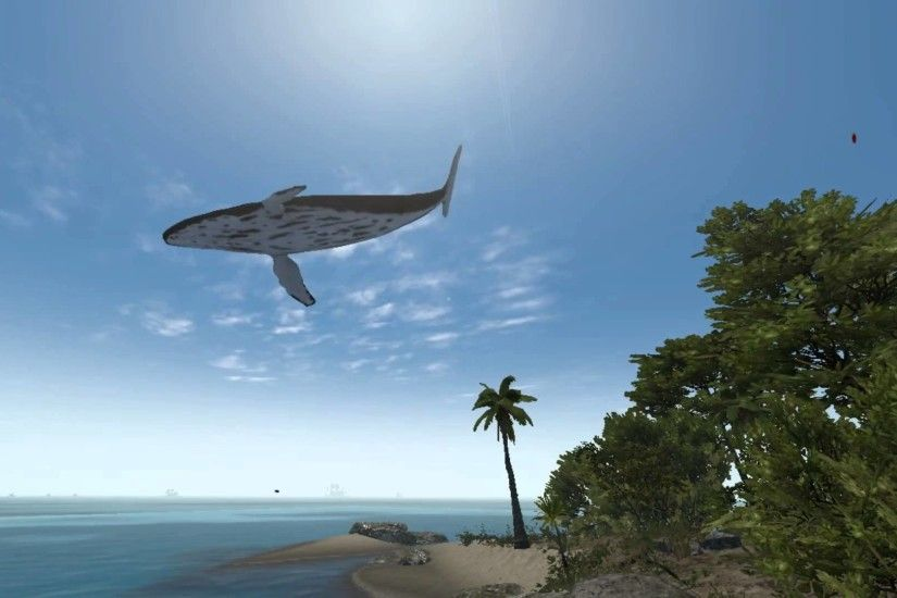 Flying Whales Mod