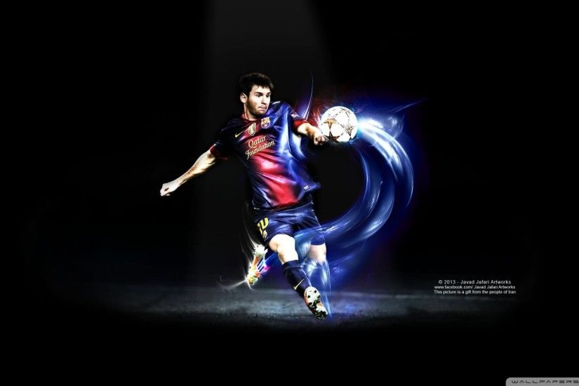 Messi Wallpapers For iPad
