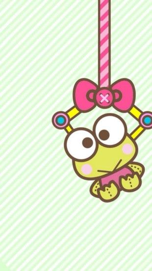 Keroppi | Cute | Pinterest | Sanrio, Wallpaper and Hello kitty