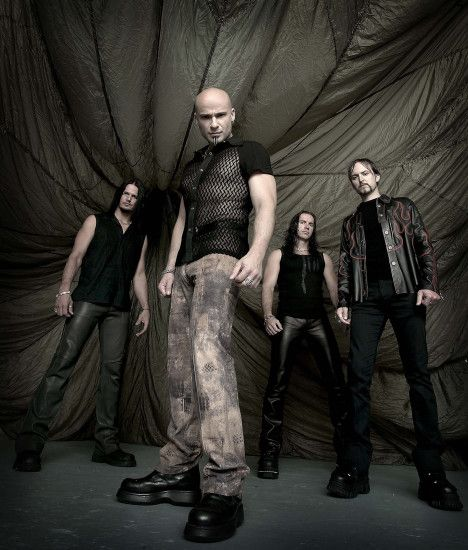 Heavy metal band Disturbed came together through the matching of a band  with a singer.