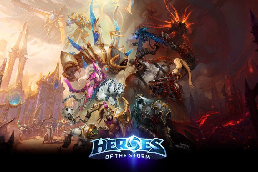 Heroes of the Storm Video Game HD Wallpaper 61888