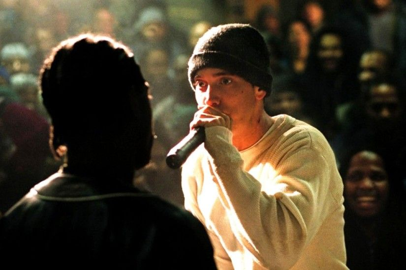 A Rap Battle But No Eminem: How Detroit Celebrated the 15th Anniversary of '8  Mile'