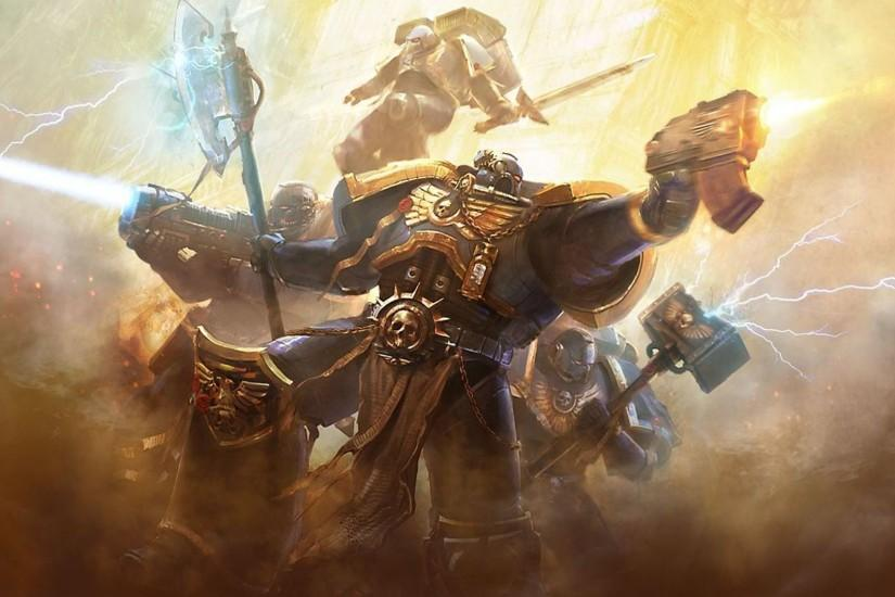 Space Marines Wallpapers - Wallpaper Cave