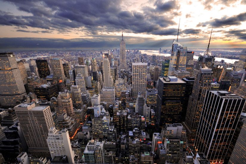 New York City Skyline Images