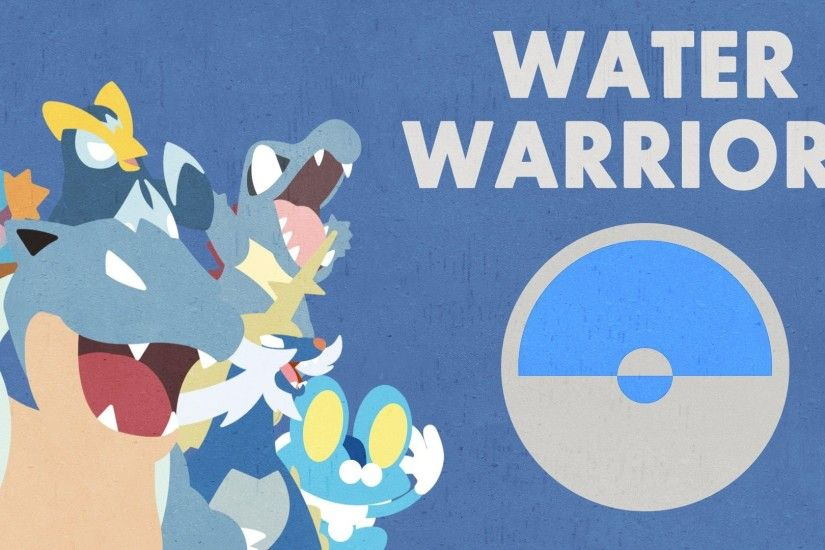 ... Water Pokemon Wallpapers-IM59