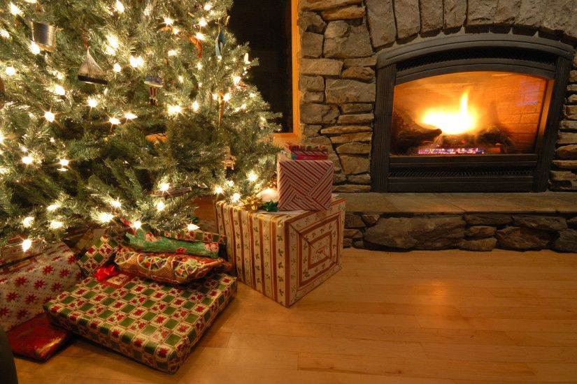 Christmas fireplace fire holiday festive decorations e wallpaper |  3008x2000 | 203870 | WallpaperUP