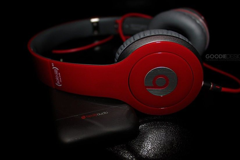 Wallpaper: Beatstudio Dr DRE headphones wallpaper