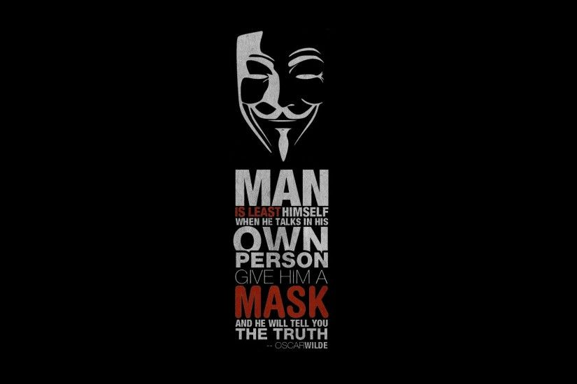 anonymous shirt wallpaper, 1920 x 1080 Wallpaper, HD Wallpaper .