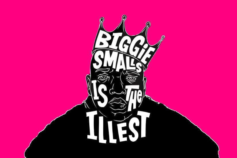 Biggie Smalls is the Illest Wallpaper for Phones and Tablets