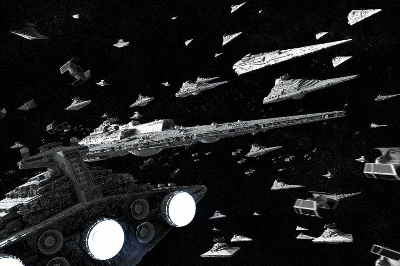 Star Wars, Star Destroyer, Super Star Destroyer, TIE Fighter Wallpapers HD  / Desktop and Mobile Backgrounds