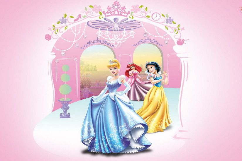 Awesome Disney Princess Wallpaper