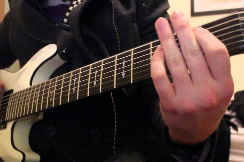 Bring Me The Horizon - Shadow Moses ( Guitar Cover )