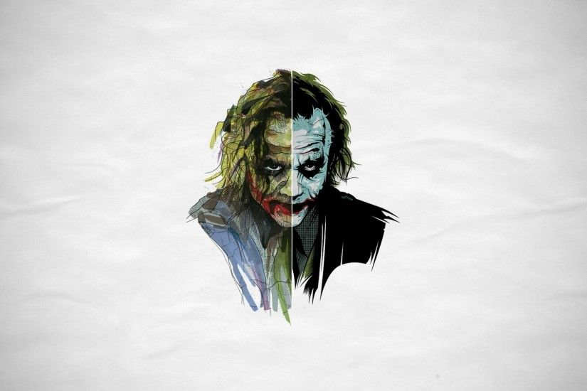 Joker, Batman, Heath Ledger Wallpapers HD / Desktop and Mobile Backgrounds