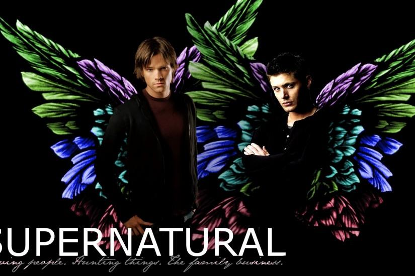 Supernatural background download free.