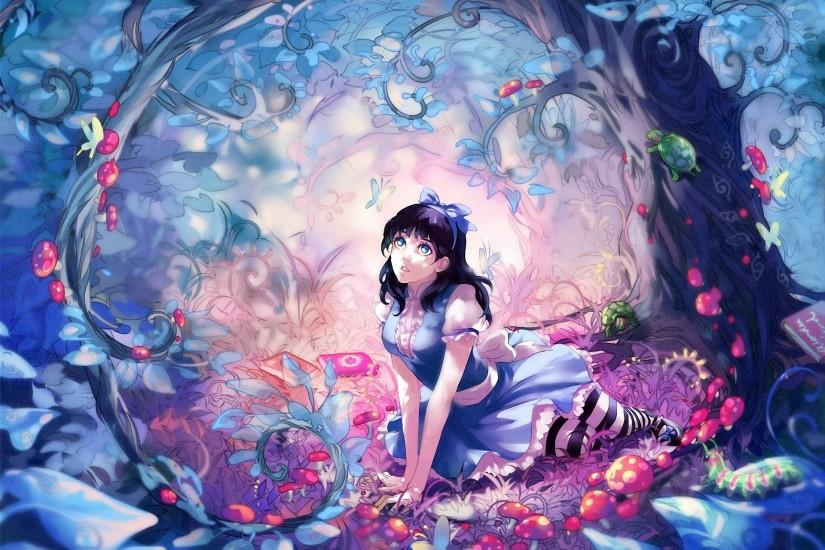 alice in wonderland wallpaper 1920x1440 for retina