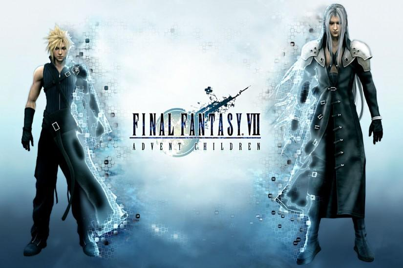 ... Final Fantasy Vii Advent Final Fantasy Vii Wallpaper ...