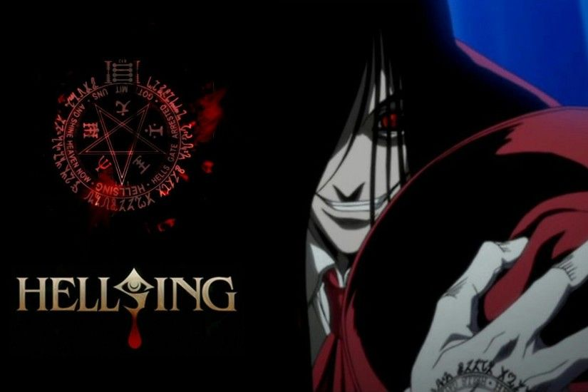 Hellsing Wallpapers with ID 7180 on Anime category in HD Wallpaper Site. Hellsing  Wallpapers is one from many HD Wallpapers on Anime category in HD ...