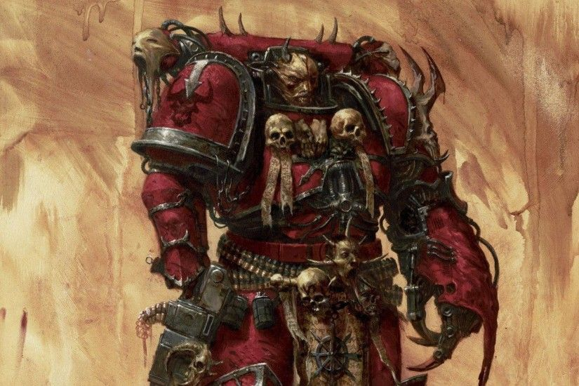 50 Images That Show Us The Legacy of Chaos Space Marines | GAMERS DECIDE