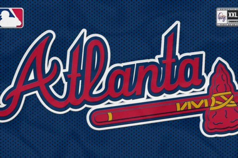 ... Collection Of Atlanta Braves Desktop Wallpaper On Hdwallpapers  pertaining to Braves Baseball Wallpaper ...