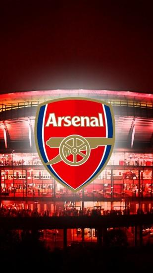 Arsenal Logo Wallpaper Widescreen for Mobile.