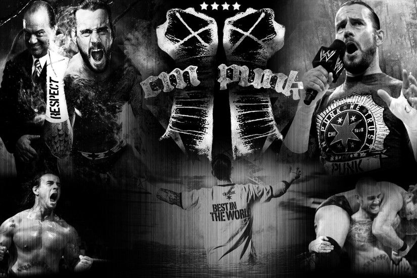 Cm Punk - Best in the World Wallpaper 1920 x 1080 by Angelus23 on .