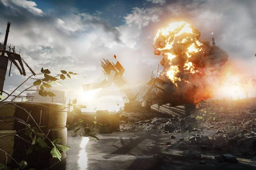 Battlefield 4 Official Background