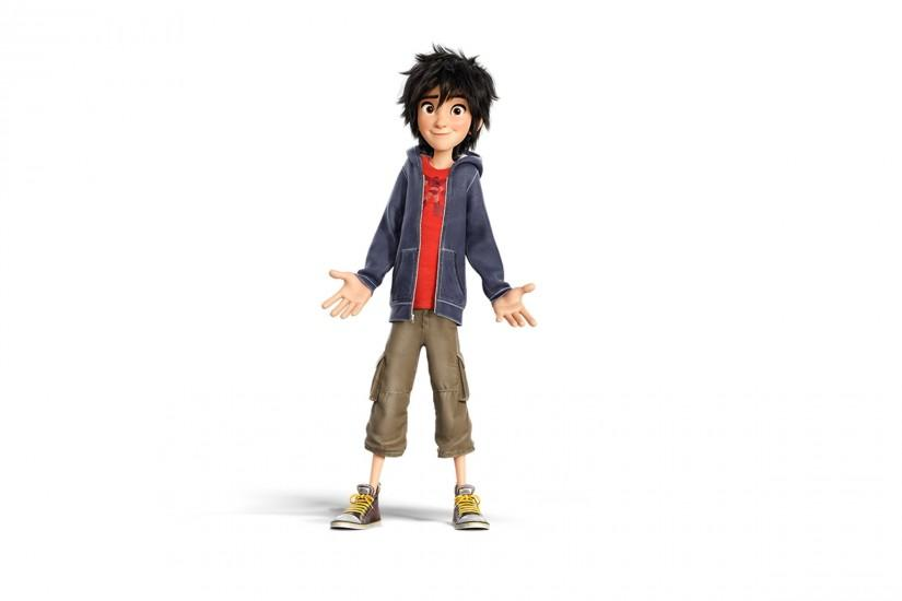 Wallpaper Big Hero 6 Hiro Ha