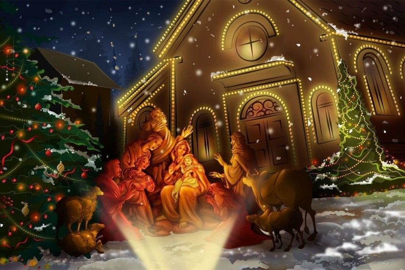 Celebrating Jesus Birth Wallpapers | HD Wallpapers
