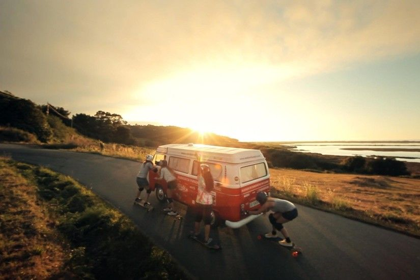 """ENDLESS ROADS - Roadtrip in Spain with the Longboard Girls Crew""  (Trailer) - YouTube"