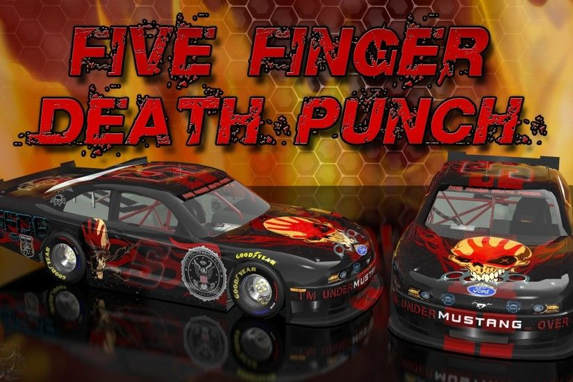 Five Finger Death Punch desktop wallpaper