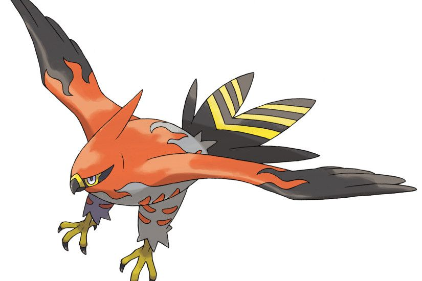Pokemon X & Pokemon Y Version images Talonflame HD wallpaper and background  photos