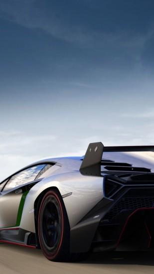 Preview wallpaper lamborghini veneno, lamborghini, veneno, cars 1080x1920