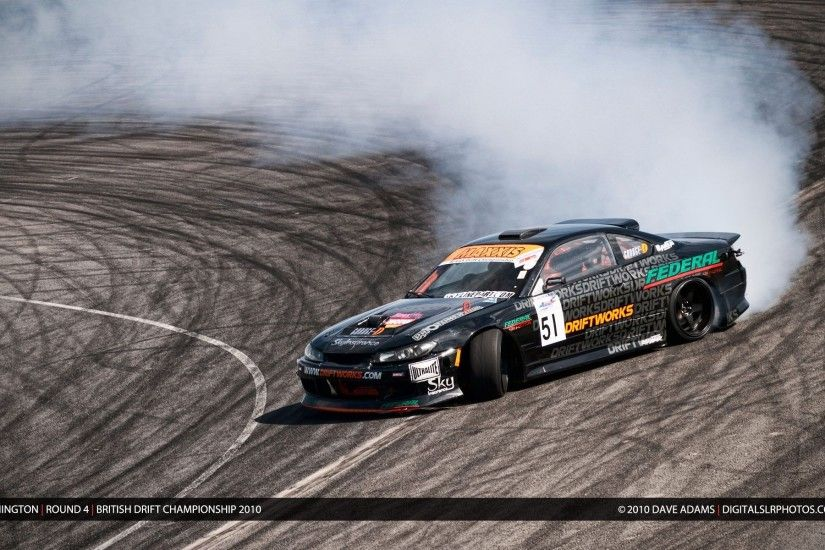Cars · Supra Drift Wallpaper ...