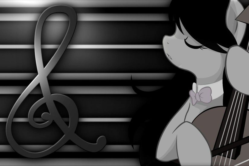 Octavia my little pony: friendship is magic wallpaper