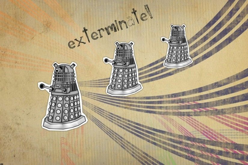 Doctor Who Dalek 289476