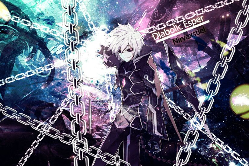 ... Elsword - Add Diabolic Esper Wallpaper by Nirvaxstiel