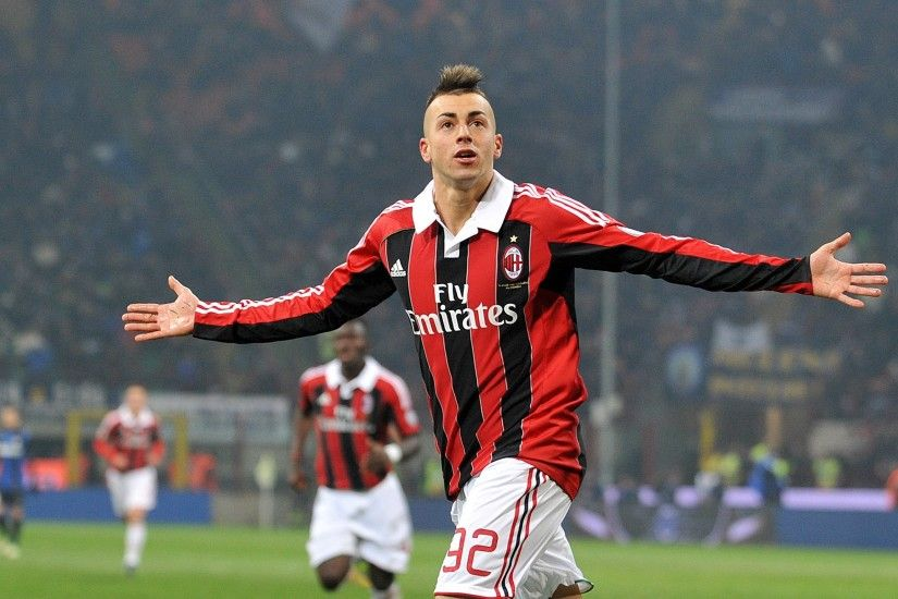 el shaarawy at milan