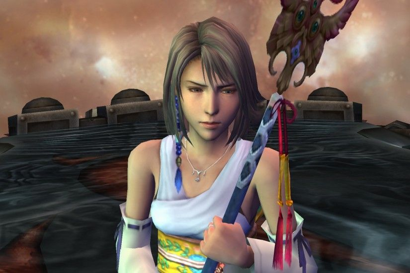 Image - Yuna during the final battle.jpg | Final Fantasy Wiki | FANDOM  powered by Wikia