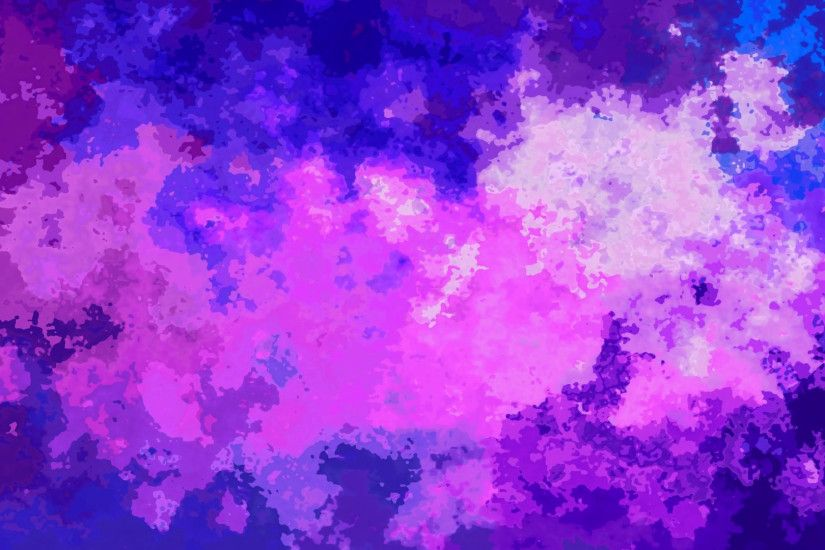 abstract animated stained background seamless loop video - watercolor  effect - lavender purple violet blue color Motion Background - Storyblocks  Video