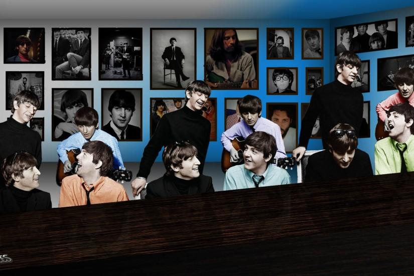 beatles wallpaper 4