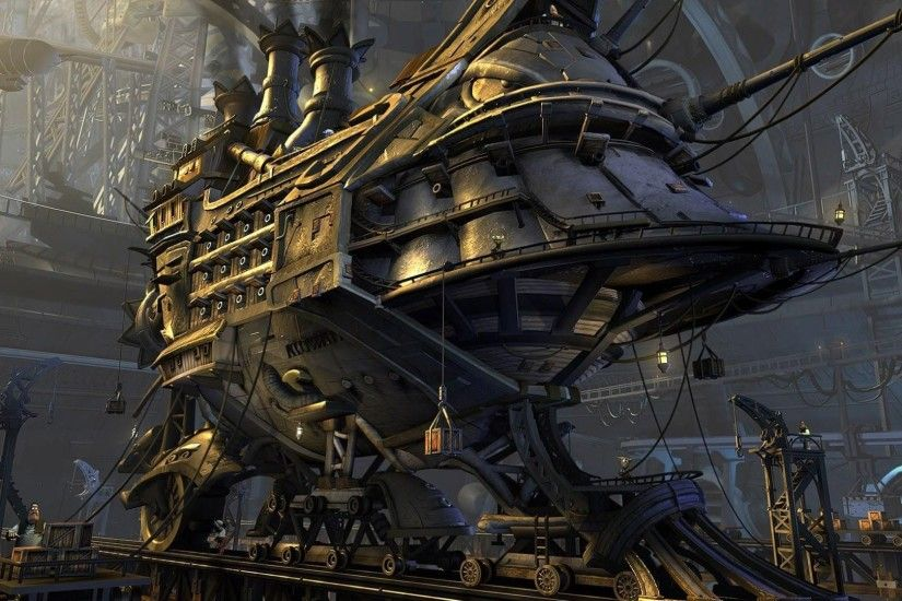 2339d1361864452-share-your-wallpaper-6886-locomotive-1920x1080-fantasy- wallpaper.jpg (1920×1080) | Steampunked | Pinterest | Fantasy and Search
