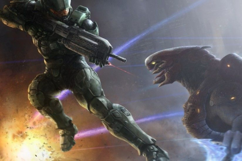 Master Chief and Arbiter Wallpaper by TFPrime1114 on DeviantArt Halo 2 ...