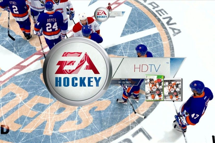 NHL 13 2013/14 Playoffs broadcast: Montreal Canadiens v.s. New York  Islanders (1080p) - YouTube